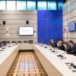 Гречаный и Кику провели встречу с послом ЕС в Молдове
