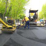 На Зелинского полным ходом идет ремонт тротуара (ФОТО)