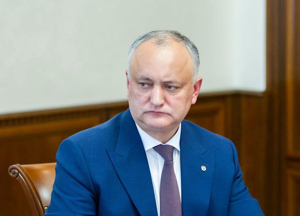 Додон о блокировании оппозицией российского кредита: Люди возмущены и не понимают, зачем вы это делаете (ВИДЕО)