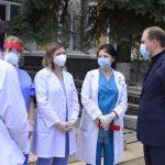 Примария Кишинёва передаст медучреждениям столицы партию защитных средств (ФОТО)