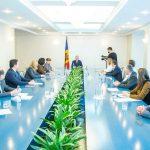Президент на встрече с представителями HoReCa: Государство окажет посильную помощь для минимизации последствий кризиса (ФОТО, ВИДЕО)