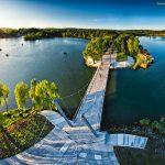 """В парке """"Ла Извор"""" приступили к обустройству двух многофункциональных стадионов"""