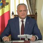 Игорь Додон ответит на вопросы граждан в прямом эфире