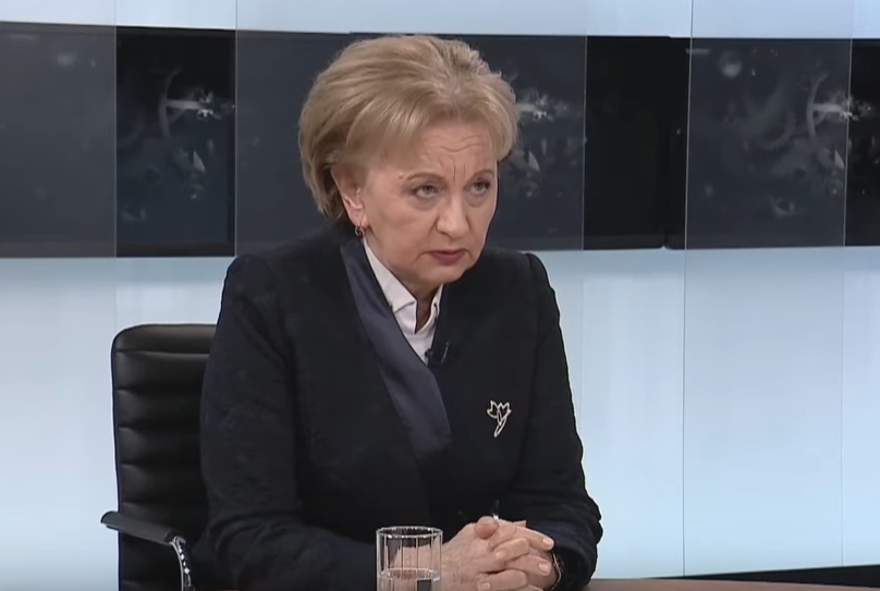 Молдова не раз проходила через кризисные ситуации. Справимся и с этой! – Зинаида Гречаный