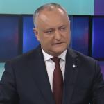 Додон: Оппозицию беспокоит не то, что в Молдову поступит кредит, а то, что его дают русские (ВИДЕО)