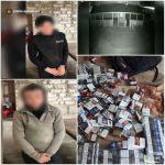 Трое подростков вломились в магазин и украли сигареты на 8 000 леев (ВИДЕО)