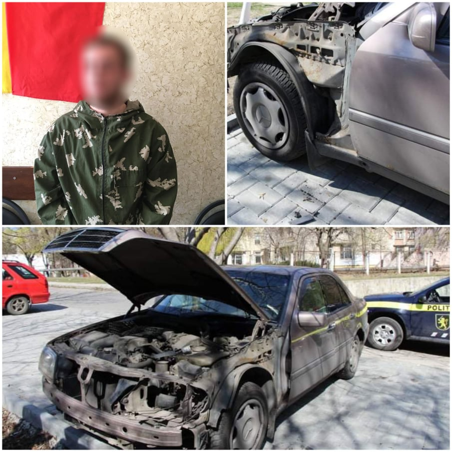 """Житель столицы снял недостающие запчасти счужой машины и""""упаковал"""" ими свою (ВИДЕО)"""