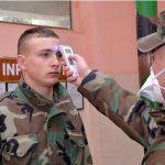 В Нацармии ужесточают меры по предотвращению распространения COVID-19
