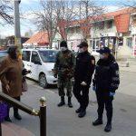 Более 800 военнослужащих были задействованы в борьбе с COVID-19 на прошлой неделе (ФОТО)