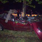 Жуткое ДТП в Тараклии: машину разорвало на части, водитель погиб