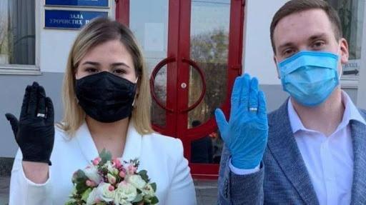 Брак в период карантина: более 30 пар поженились в марте в Приднестровье