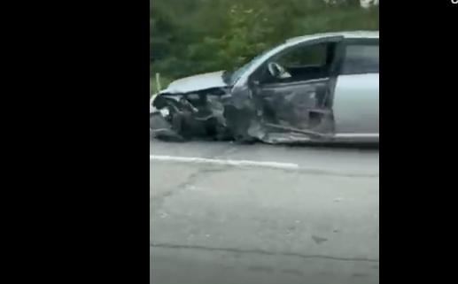 ДТП возле Тогатино: пострадала женщина-водитель (ВИДЕО)