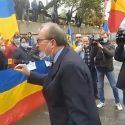 """""""Смотрите, кто подхрюкивал и тут же замолк"""": Цырдя об инциденте с унионистами и румынским послом (ВИДЕО)"""
