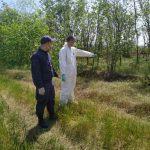 Житель соседней страны пытался незаконно попасть в Молдову (ФОТО, ВИДЕО)