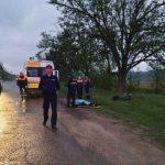Труп мужчины нашли на обочине дороги в Унгенах
