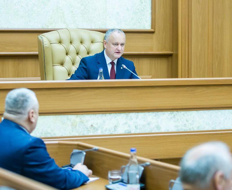 Два основных пути: эксперты обсудили с президентом конституционную реформу (ФОТО, ВИДЕО)