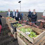 Президент совершает визит в Дрокию и Глодяны (ФОТО, ВИДЕО)