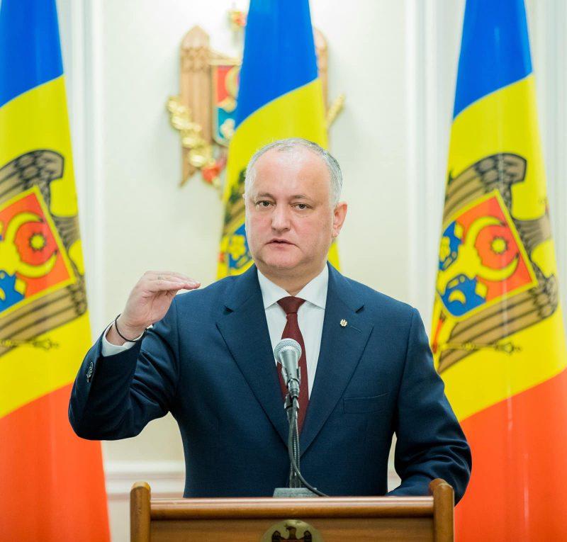 Президент: Для решения приднестровского конфликта есть хорошие предпосылки. Будем двигаться в этом направлении (ВИДЕО)