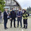 Чебан о пожаре на Moldexpo: Меня проинформировали, что в помещении было два газовых баллона (ФОТО)