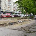 В Кишинёве продолжается борьба с незаконными киосками, гаражами и рекламными панно (ФОТО)