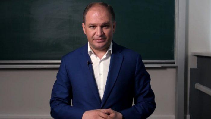 """Ион Чебан подвёл итоги первого этапа проекта """"Онлайн-образование"""""""