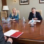 Кику - послу Румынии: Отношения между нашими странами должны строиться на взаимном уважении. Вмешательство во внутренние дела недопустимо