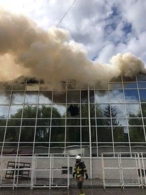 Стали известны подробности пожара на Moldexpo (ФОТО)