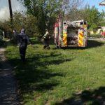В Бессарабке из-за беспечности хозяев загорелся дом (ФОТО)