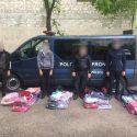 Пограничники задержали четырёх иностранцев с контрабандой