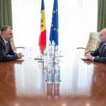 Кику поблагодарил правительство России за оказанную Молдове помощь в борьбе с пандемией