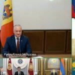 Додон на онлайн-заседании Высшего Евразийского экономического совета: Мы твердо намерены углублять взаимодействие с ЕАЭС! (ВИДЕО)