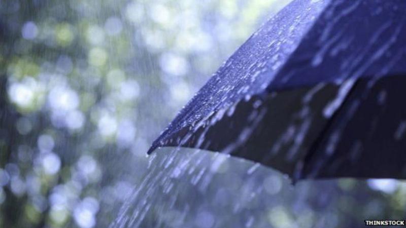 Готовьте зонтики: последняя неделя мая будет дождливой