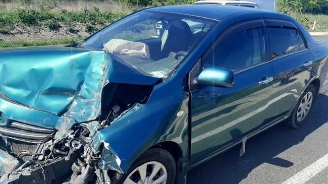 """Машины """"всмятку"""": на трассе Кишинёв-Унгены произошло серьёзное ДТП (ФОТО)"""