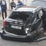 """От машины остались """"рожки да ножки"""": в столице случилось серьёзное ДТП (ФОТО)"""