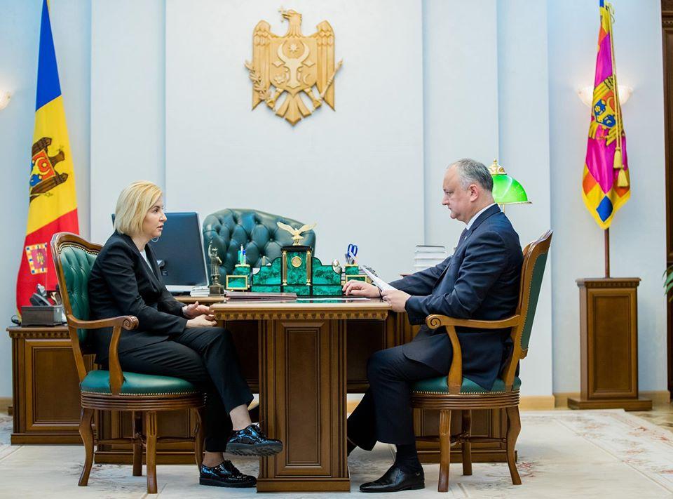 Президент посетит на этой неделе Гагаузию (ФОТО, ВИДЕО)