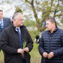 Додон: Поддержка агропромышленного сектора – приоритет для нынешней власти (ФОТО, ВИДЕО)