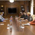 Гречаный: Мы намерены эффективно сотрудничать с Российской Федерацией во всех областях (ФОТО)