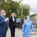 Президент совершает визит в Гагаузию (ФОТО)