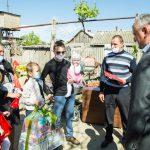 Додон навестил с подарками многодетную семью и посетил фермерское хозяйство (ФОТО)