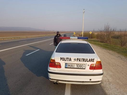 Сразу 7 водителей-лихачей лишили прав за опасную езду в Оргееве (ВИДЕО)