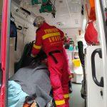 Кагульчанина после инсульта доставили в столичную больницу экипажем SMURD (ФОТО)