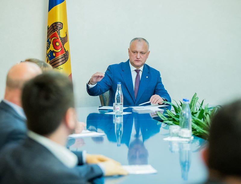 Руководство страны озвучит на следующей неделе пакет предложений для всех секторов экономики (ФОТО, ВИДЕО)