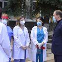 Генпримар Кишинёва поздравил медсестёр с профессиональным праздником (ФОТО)