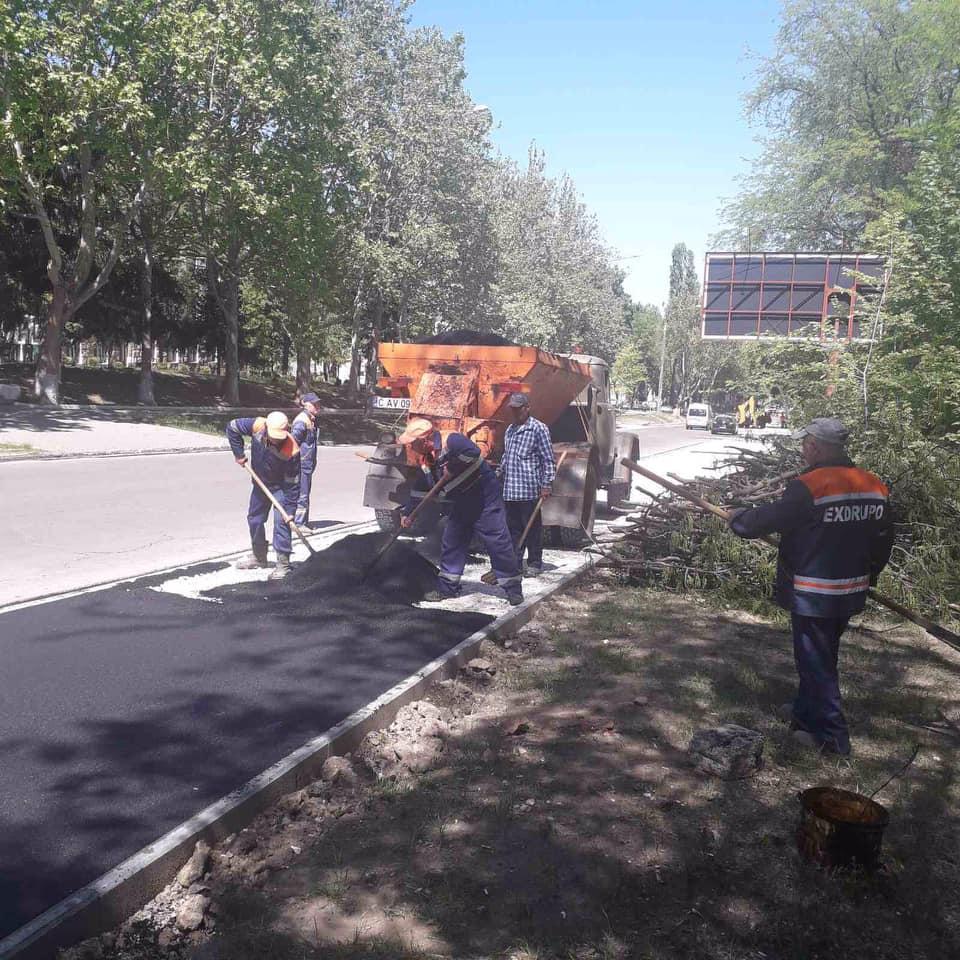 Чебан: Реабилитация дорожной инфраструктуры – приоритет для примарии Кишинева