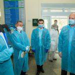 Президент пообещал оказать поддержку районной больнице Бессарабки (ФОТО)