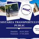 Срочно! В субботу и в воскресенье в Кишиневе будет приостановлено движение общественного транспорта