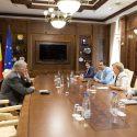 Спикер провела встречу с послом Венгрии в Молдове