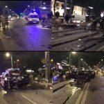 Спровоцировавший смертельное ДТП в центре Кишинева водитель отказывается сотрудничать со следствием