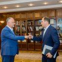 Президент провел встречу с генпримаром Кишинева: о чем шла речь (ФОТО, ВИДЕО)