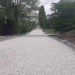 На Рышкановке ведётся ремонт участка улицы, который намеренно блокировали (ФОТО)